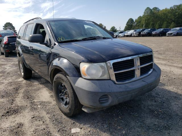 Salvage cars for sale at Conway, AR auction: 2007 Dodge Durango SX