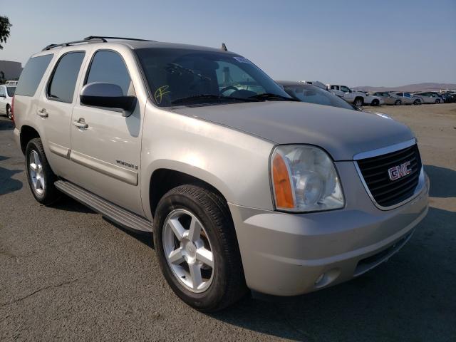 Vehiculos salvage en venta de Copart Martinez, CA: 2009 GMC Yukon SLE