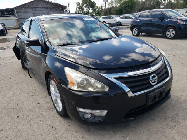 Salvage cars for sale from Copart Corpus Christi, TX: 2013 Nissan Altima 2.5