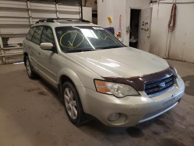 2006 Subaru Legacy Outback en venta en Casper, WY