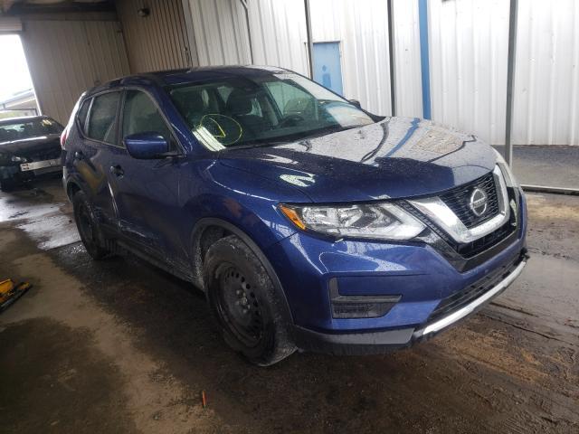 Vehiculos salvage en venta de Copart Austell, GA: 2020 Nissan Rogue S