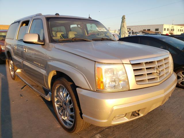 Cadillac Vehiculos salvage en venta: 2004 Cadillac Escalade E