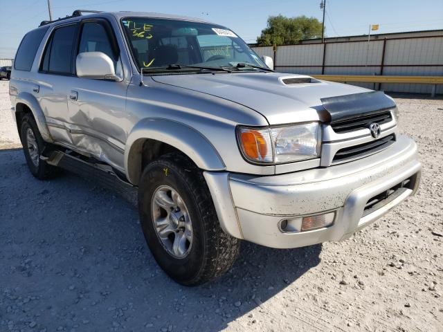 Salvage cars for sale from Copart Haslet, TX: 2001 Toyota 4runner SR