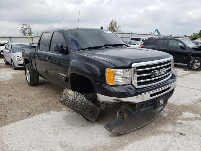 Salvage cars for sale from Copart Walton, KY: 2013 GMC Sierra K15