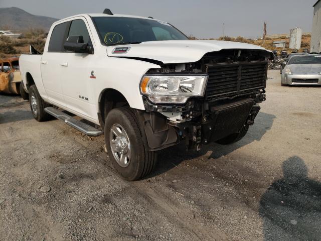 Dodge salvage cars for sale: 2021 Dodge RAM 2500 BIG H