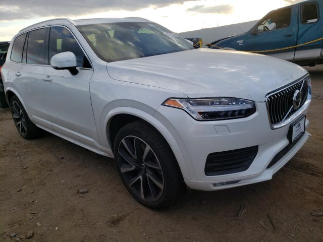 Volvo salvage cars for sale: 2021 Volvo XC90 T6 MO