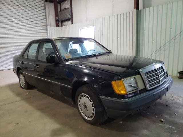 Salvage cars for sale from Copart Lufkin, TX: 1991 Mercedes-Benz 300 E