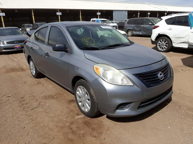 Salvage cars for sale from Copart Phoenix, AZ: 2013 Nissan Versa S