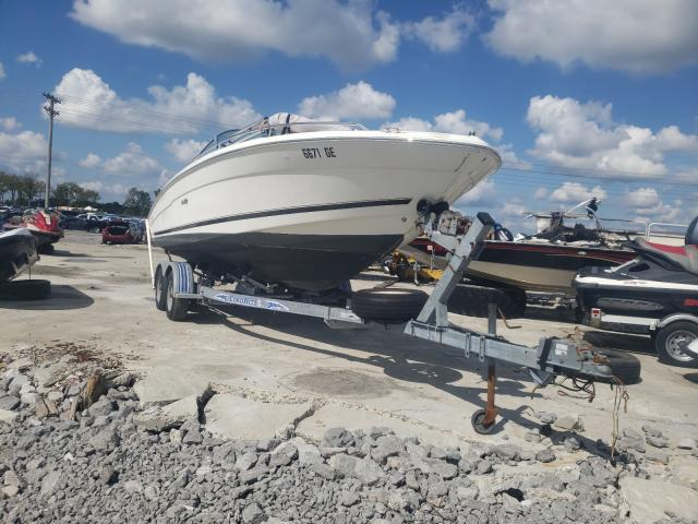 Salvage boats for sale at Lebanon, TN auction: 1997 Sea Ray Boat