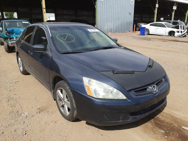 Salvage cars for sale from Copart Phoenix, AZ: 2004 Honda Accord