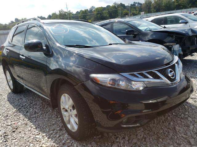Salvage boats for sale at Lawrenceburg, KY auction: 2014 Nissan Murano S