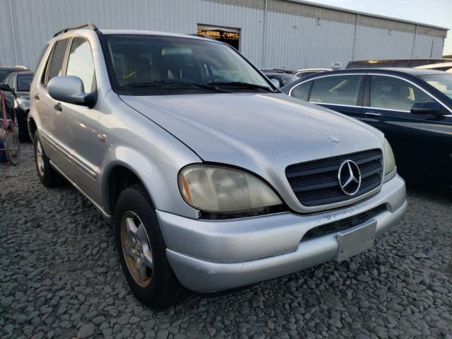 Mercedes-Benz M-Class Vehiculos salvage en venta: 2000 Mercedes-Benz M-Class