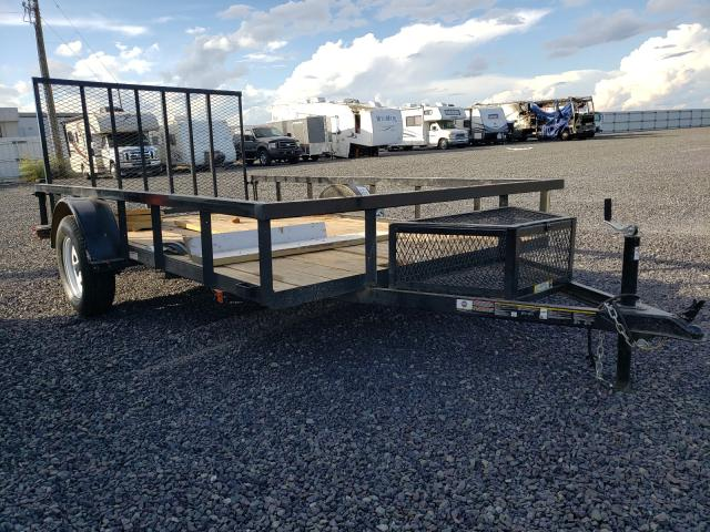 Carry-On Util Trailer salvage cars for sale: 2021 Carry-On Util Trailer