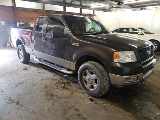 Vehiculos salvage en venta de Copart Ebensburg, PA: 2005 Ford F150