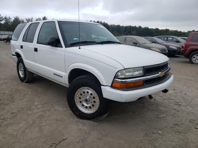 Chevrolet Blazer salvage cars for sale: 2005 Chevrolet Blazer