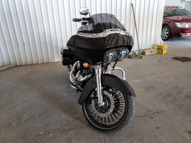 Salvage motorcycles for sale at Tulsa, OK auction: 2012 Harley-Davidson Fltrx Road