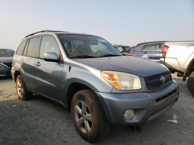 Salvage cars for sale from Copart Antelope, CA: 2004 Toyota Rav4