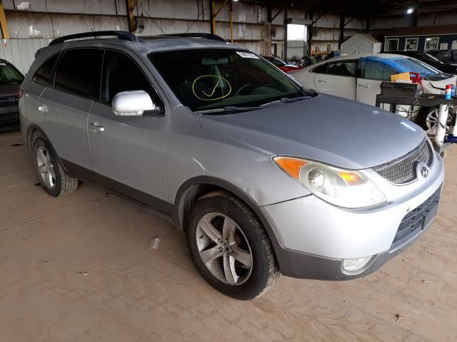 Salvage cars for sale from Copart Phoenix, AZ: 2007 Hyundai Veracruz G