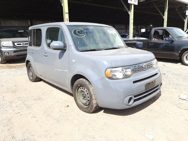 Salvage cars for sale from Copart Phoenix, AZ: 2013 Nissan Cube S
