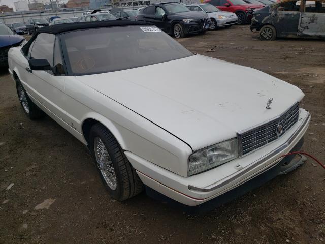 Cadillac Allante salvage cars for sale: 1989 Cadillac Allante
