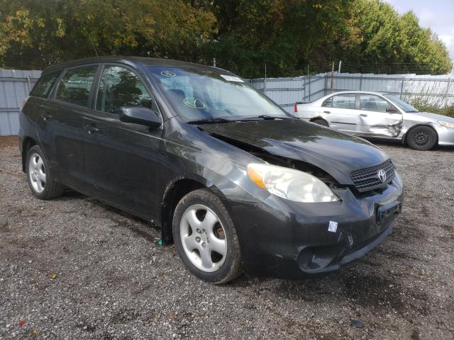 Salvage cars for sale from Copart London, ON: 2006 Toyota Corolla MA