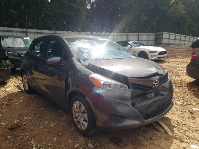 Vehiculos salvage en venta de Copart Austell, GA: 2014 Toyota Yaris