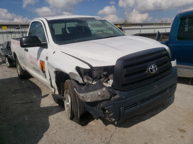Salvage cars for sale from Copart Walton, KY: 2010 Toyota Tundra