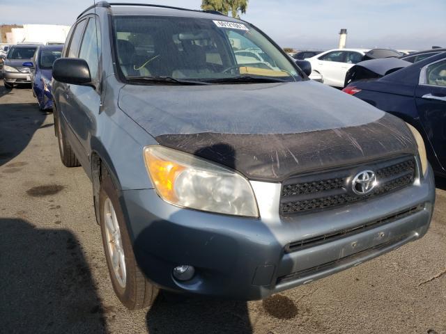 Vehiculos salvage en venta de Copart Martinez, CA: 2007 Toyota Rav4