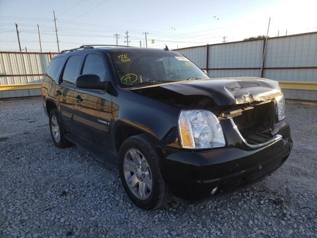 Salvage cars for sale from Copart Haslet, TX: 2008 GMC Yukon