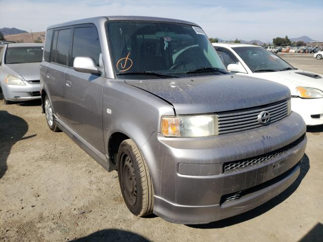 Salvage cars for sale from Copart San Martin, CA: 2006 Scion XB