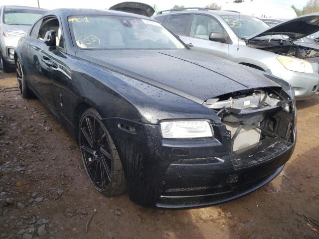 Rolls-Royce salvage cars for sale: 2015 Rolls-Royce Wraith