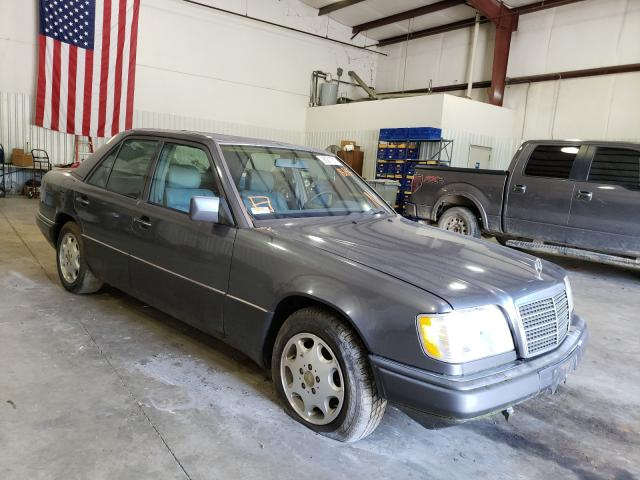 Salvage cars for sale from Copart Lufkin, TX: 1995 Mercedes-Benz E 320 Base