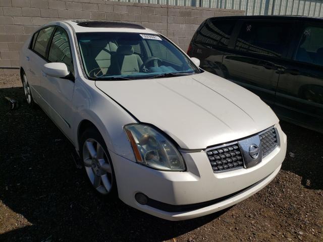Nissan Vehiculos salvage en venta: 2006 Nissan Maxima SE