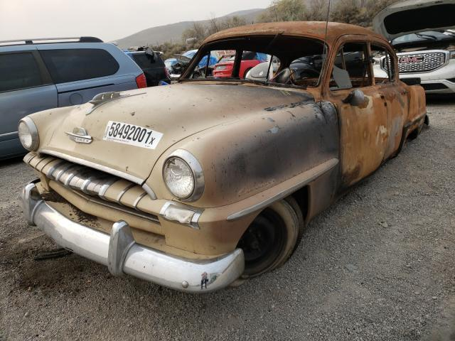 1953 PLYMOUTH  ALL MODELS