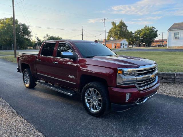 2016 Chevrolet Silverado en venta en Oklahoma City, OK