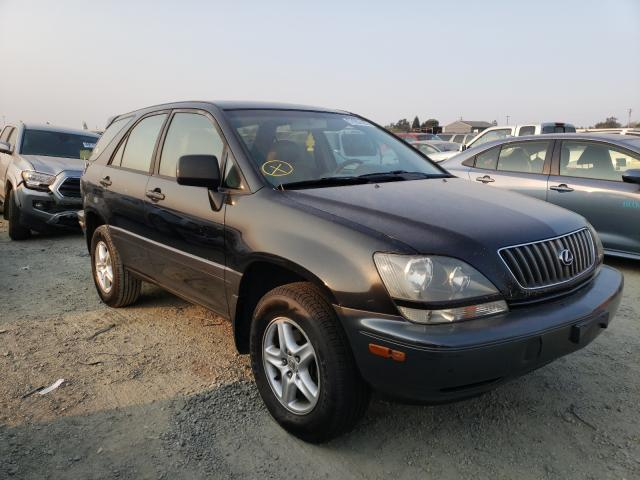 Salvage cars for sale from Copart Antelope, CA: 2000 Lexus RX 300