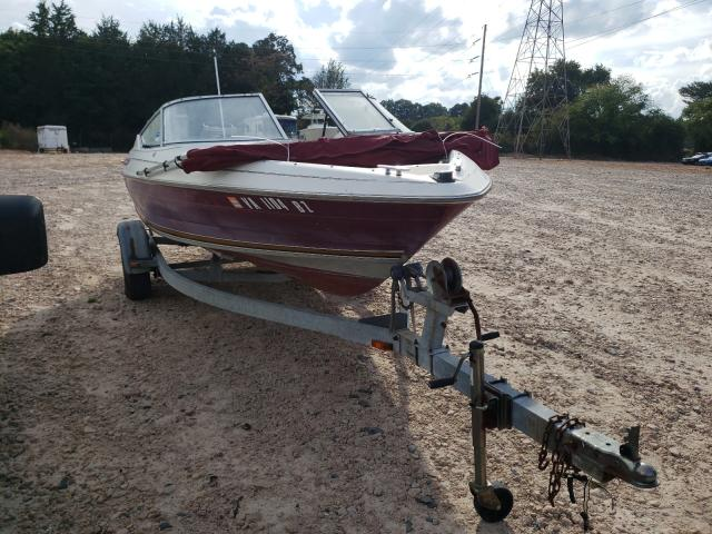 Boat salvage cars for sale: 1995 Boat W Trailer