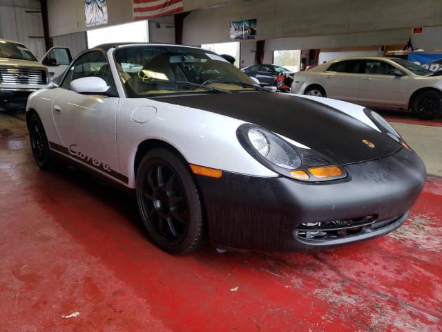 Porsche Vehiculos salvage en venta: 1999 Porsche 911 Carrer