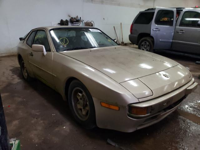 Porsche 944 salvage cars for sale: 1984 Porsche 944