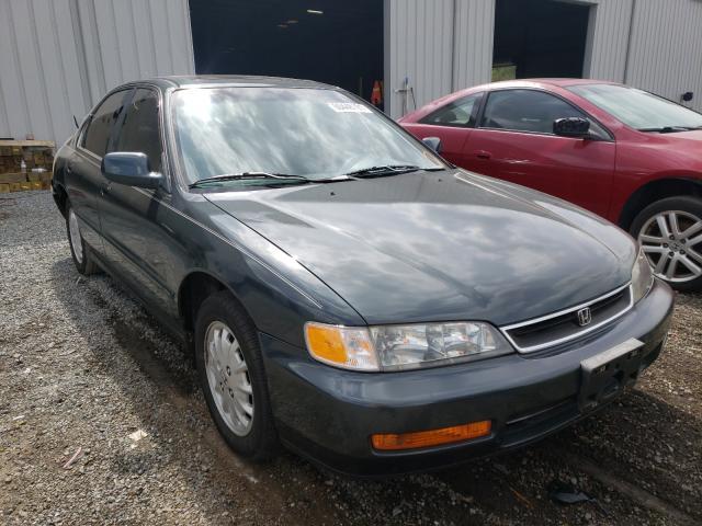 Honda Accord salvage cars for sale: 1997 Honda Accord