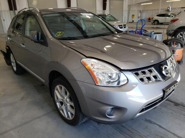 2012 NISSAN ROGUE S JN8AS5MTXCW262503