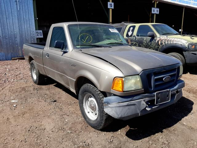 Salvage cars for sale from Copart Phoenix, AZ: 2004 Ford Ranger