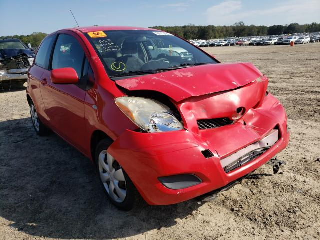 Salvage cars for sale at Conway, AR auction: 2009 Toyota Yaris