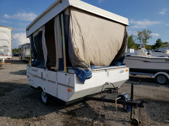 Flagstaff salvage cars for sale: 2010 Flagstaff POP Up TRA