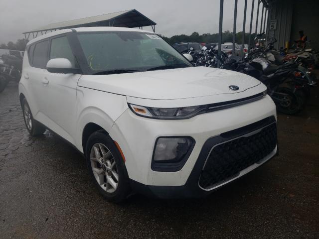 Vehiculos salvage en venta de Copart Austell, GA: 2020 KIA Soul LX