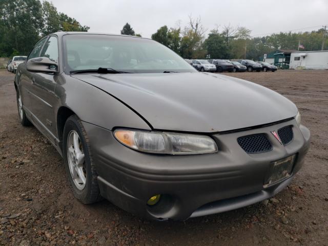 Pontiac Grand Prix salvage cars for sale: 2000 Pontiac Grand Prix