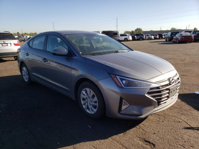 Salvage cars for sale from Copart Denver, CO: 2019 Hyundai Elantra SE