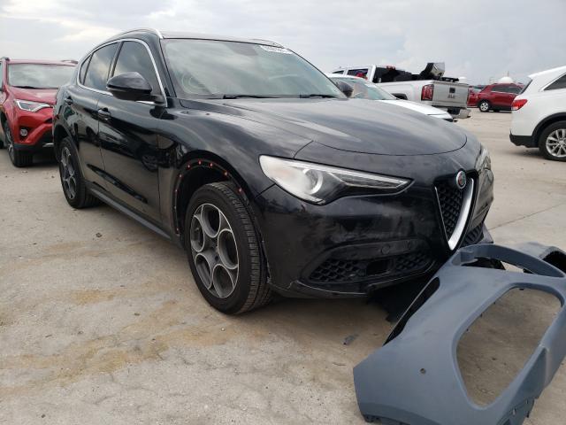 Alfa Romeo Stelvio Vehiculos salvage en venta: 2018 Alfa Romeo Stelvio