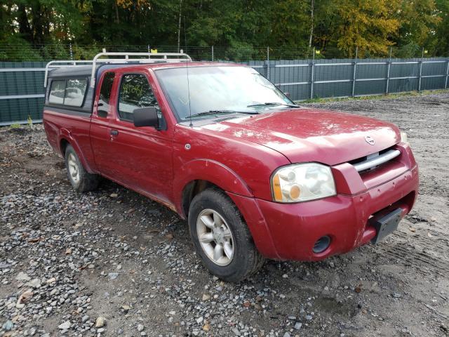 2003 Nissan Frontier K en venta en Candia, NH