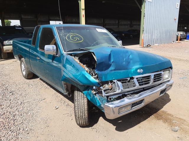 Salvage cars for sale at Phoenix, AZ auction: 1996 Nissan Truck King